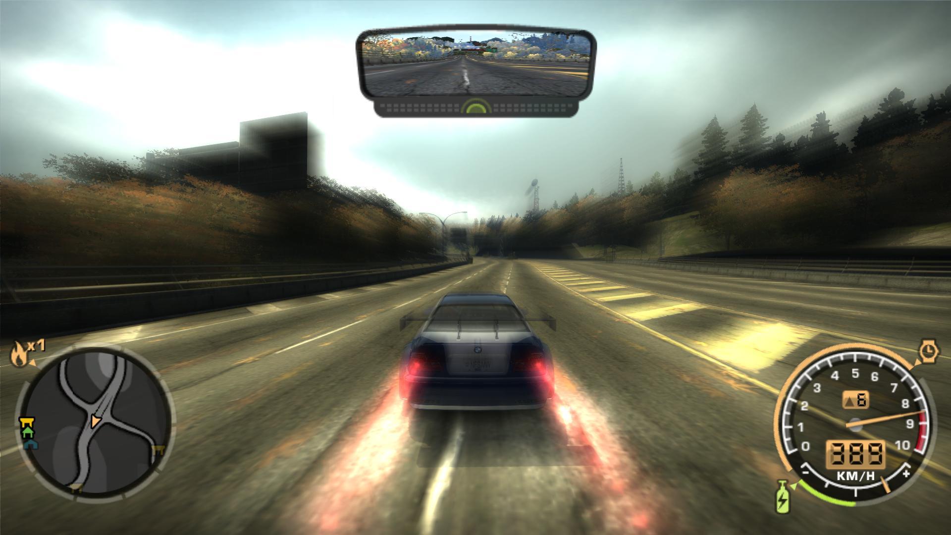 NFSMods - Upgradeable BMW M3 GTR E46 (Race)