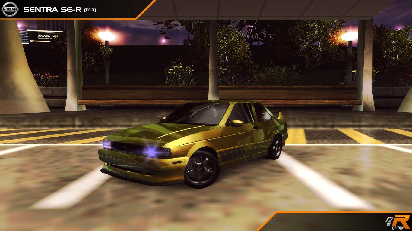 NFSMods - Nissan Sentra SE-R (B13)