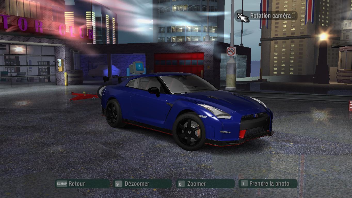 NFSMods - Nissan Skyline GT-R (R35) Nismo