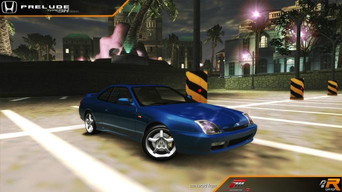 Honda Prelude Type SH (BB6)
