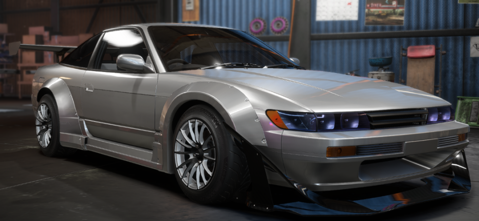 need for speed payback ps4 cars