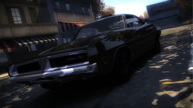 NFSMods - NFS MW: Carbon Handling Project