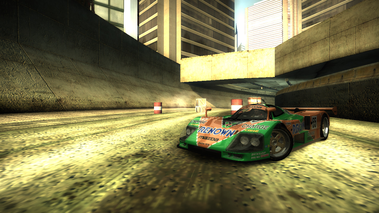 Nfsmods Nfs Most Wanted Mazda 787b