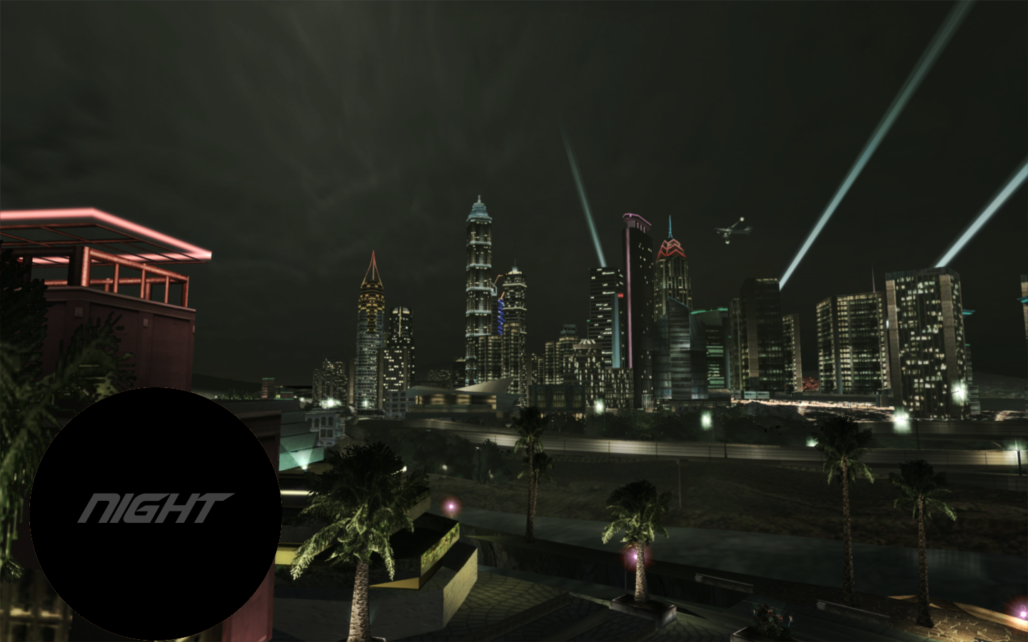 Nfsmods High Quality Skybox For Need For Speed Underground 2