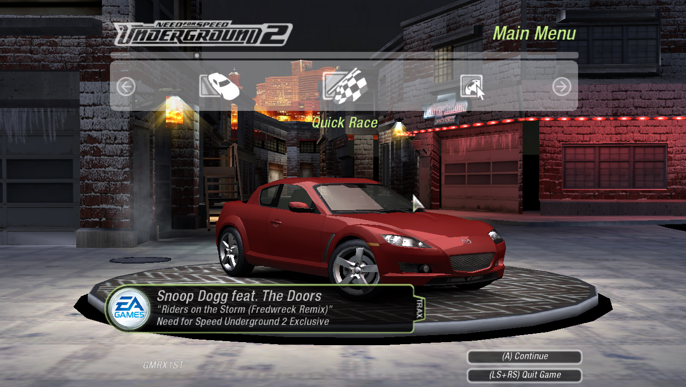 NFSMods - NFS World Mouse Cursor Texture Converted to NFS