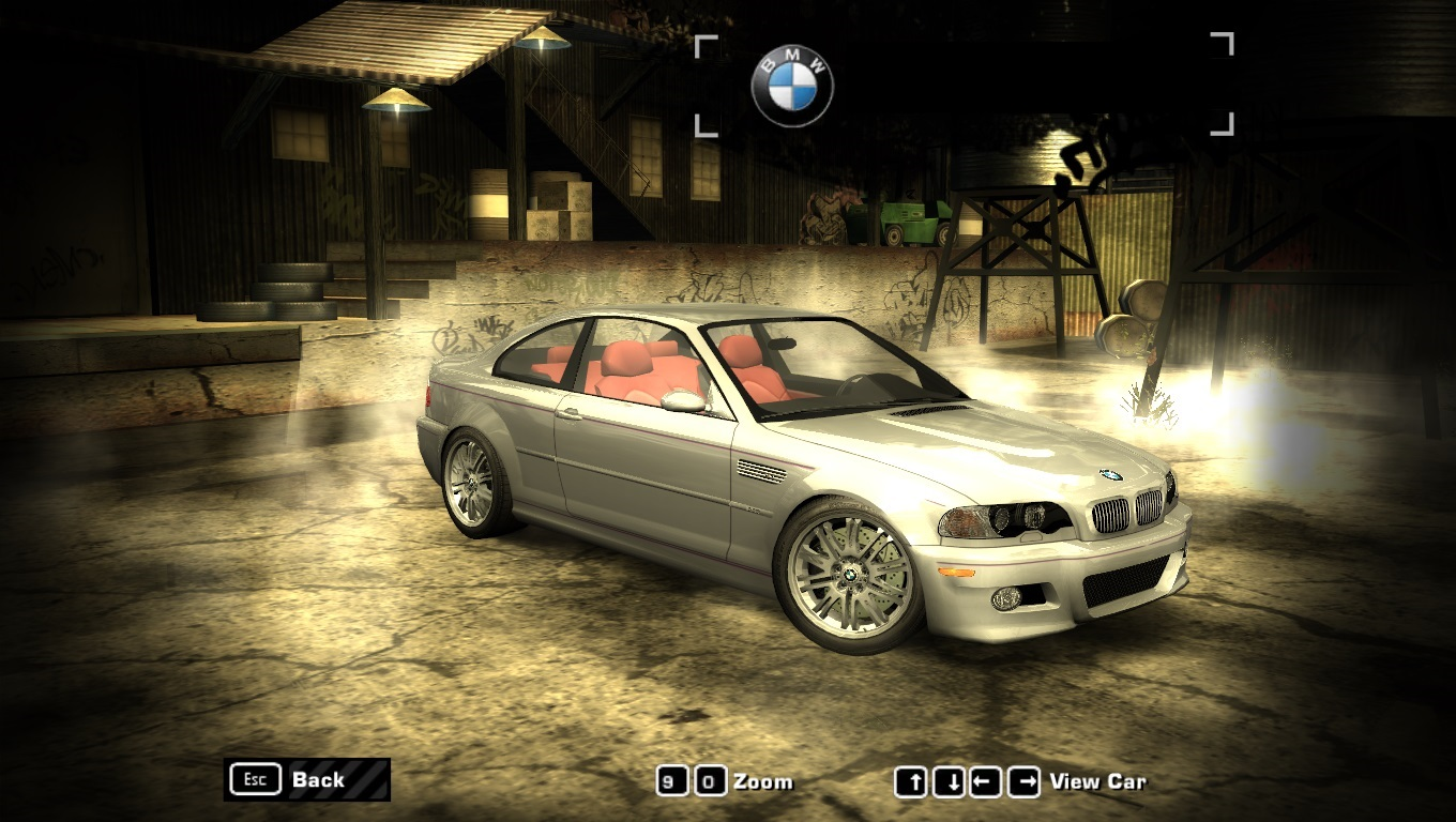 Nfsmods Bmw M3 E46 Model Fix Update 1 1