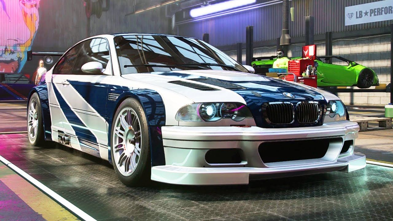 Nfsmods Nfs Heat M3 Gtr Sound For Nfs Mw 2005