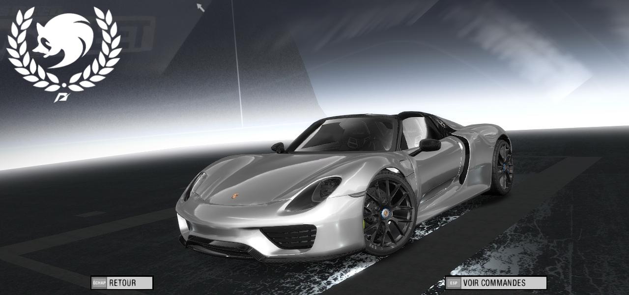 Nfsmods Porsche 918 Spyder