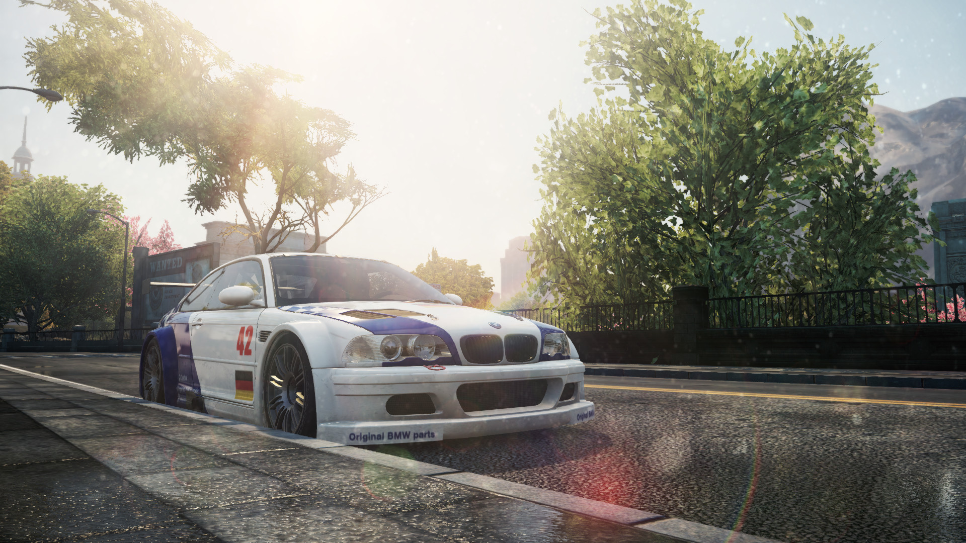 Nfsmods 42 Bmw Factory Team M3 Gtr Livery