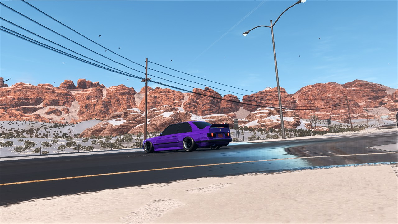 Nfsmods Snow Map In Need For Speed Payback Beta