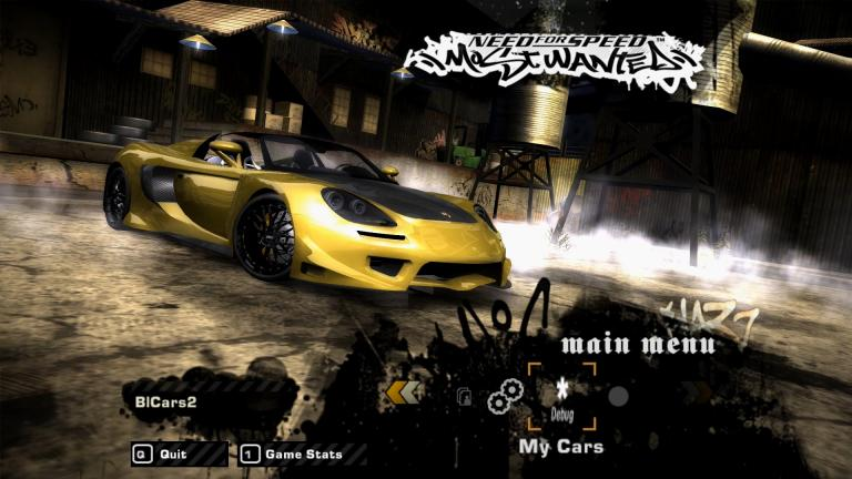 NFSMods - NFSMW Parts Remover