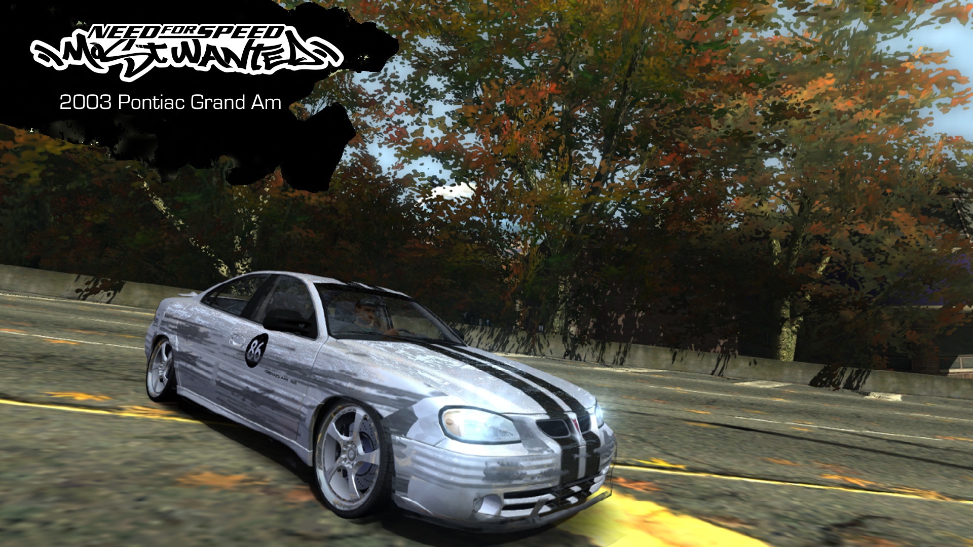Nfsmods Need For Speed Most Wanted 2003 Pontiac Grand Am Add On